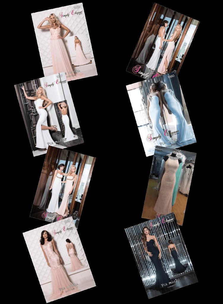 Simply elegant dress designs